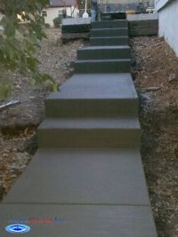 Concrete Steps Construction Toronto GTA