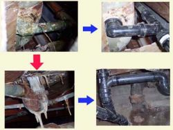 sewer drain repair cleaning 1