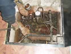 Sewer Drain Cleaning Repair Mississauga
